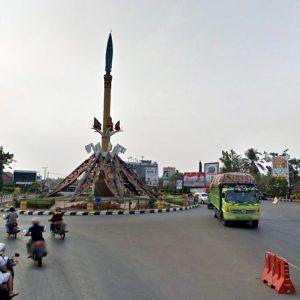 Ekspedisi Jakarta Kotabumi, Lampung Utara