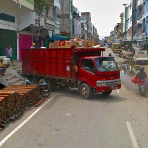 Ekspedisi Jakarta – Kuala Tungkal, Tanjung Jabung Barat