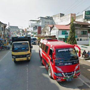 Ekspedisi Jakarta ke Manado, Sulawesi Utara