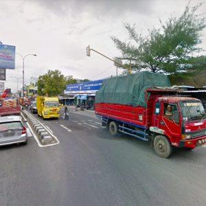 Ekspedisi Jakarta ke Kota Mataram, NTB