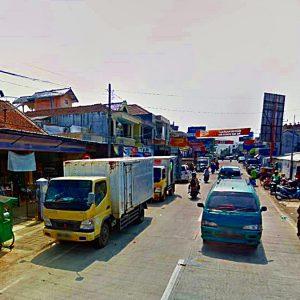 Ekspedisi Jakarta – Muara Tebo, Tebo