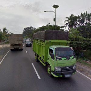 Ekspedisi Jakarta – Padang Cermin, Pesawaran