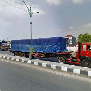 Ekspedisi Jakarta – Palimanan, Cirebon