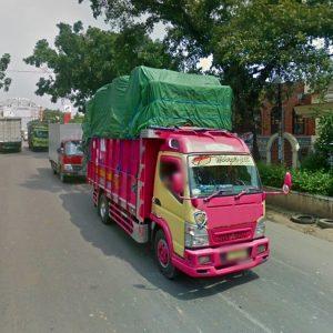 Ekspedisi Jakarta – Pamenang, Merangin