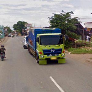 Ekspedisi Jakarta – Rancaekek, Bandung