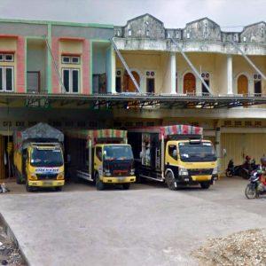 Ekspedisi Jakarta – Singkut, Sarolangun