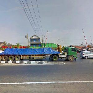 Ekspedisi Jakarta – Sukoharjo, Jawa Tengah