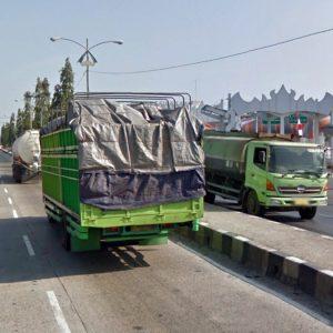 Ekspedisi Jakarta – Tarahan, Lampung Selatan