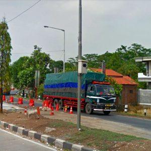 Ekspedisi Jakarta – Temanggung, Jawa Tengah