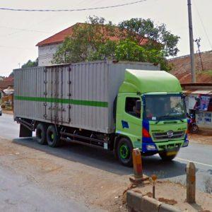 Ekspedisi Jakarta – Ujungberung, Kota Bandung