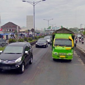 Ekspedisi Jakarta ke Kota Bima, NTB