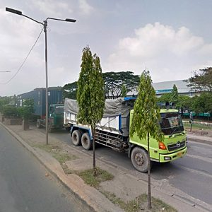 Kargo Jakarta – Demak, Jawa Tengah