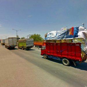 Ekspedisi Jakarta ke Praya, Lombok Tengah