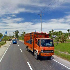 Ekspedisi Jakarta ke Ternate, Maluku Utara