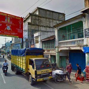 Ekspedisi Jakarta ke Tidore, Maluku Utara