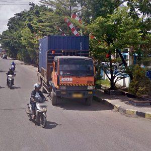 Ekspedisi Jakarta ke Aimas, Sorong