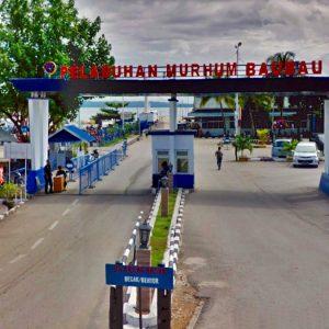 Ekspedisi Jakarta – Kota Baubau, Sulawesi Tenggara