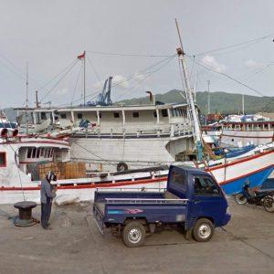 Ekspedisi Jakarta Bobong, Pulau Taliabu