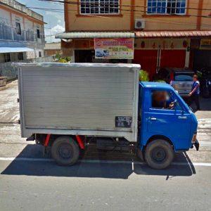 Ekspedisi Jakarta ke Kijang, Bintan Timur