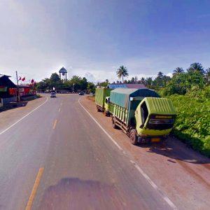 Ekspedisi Jakarta – Kandangan, Hulu Sungai Selatan