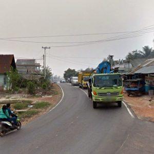 Ekspedisi Jakarta – Kelapa, Bangka Barat