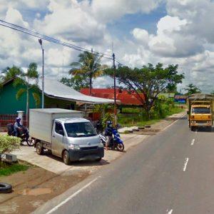 Ekspedisi Jakarta ke Kuala Kapuas, Kalimantan Tengah