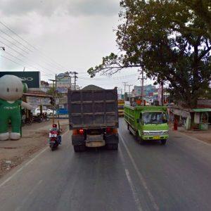 Ekspedisi Jakarta ke Lahat, Sumatera Selatan