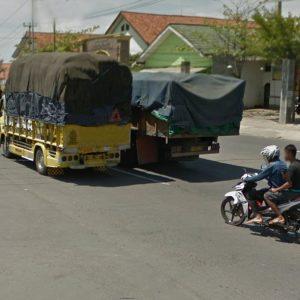 Ekspedisi Jakarta – Lasusua, Kolaka Utara