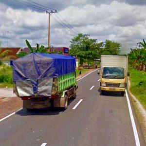 Ekspedisi Jakarta – Lolak, Bolaang Mongondow