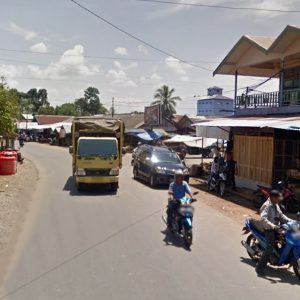 Ekspedisi Jakarta Maba, Halmahera Timur