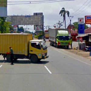 Ekspedisi Jakarta – Manggar, Belitung Timur