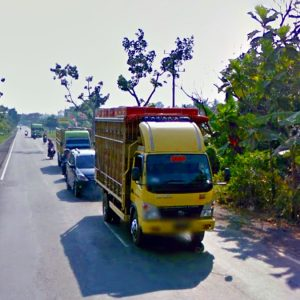 Ekspedisi Jakarta – Marabahan, Barito Kuala