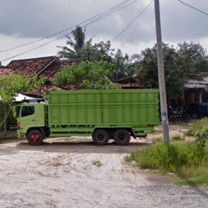 Ekspedisi Jakarta ke Muara Teweh, Barito Utara