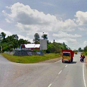Ekspedisi Jakarta ke Nanga Bulik, Lamandau