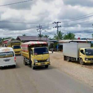 Ekspedisi Jakarta – Pagatan, Tanah Bumbu