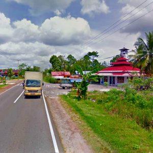 Ekspedisi Jakarta ke Pulang Pisau, Kalimantan Tengah