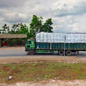 Ekspedisi Jakarta ke Puruk Cahu, Murung Raya