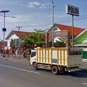 Ekspedisi Jakarta – Sebamban, Tanah Bumbu