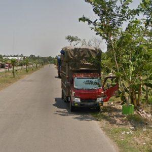Ekspedisi Jakarta – Simpang Katis, Bangka Tengah