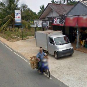 Ekspedisi Jakarta – Simpang Teritip, Bangka Barat