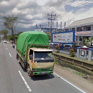 Ekspedisi Jakarta – Sungai Raya, Kubu Raya