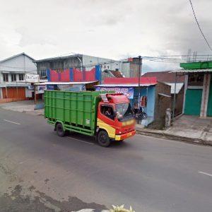 Ekspedisi Jakarta ke Tanjung Enim, Muara Enim