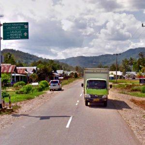 Ekspedisi Jakarta – Tirawuta, Kolaka Timur