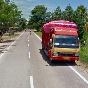 Ekspedisi Jakarta Tobadak, Mamuju Tengah