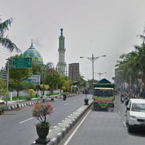 Ekspedisi Jakarta – Caruban, Madiun