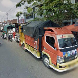 Ekspedisi Jakarta – Kroya, Cilacap