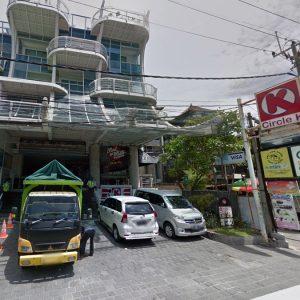 Ekspedisi Jakarta ke Kuta, Bali
