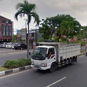 Ekspedisi Jakarta – Legian, Bali