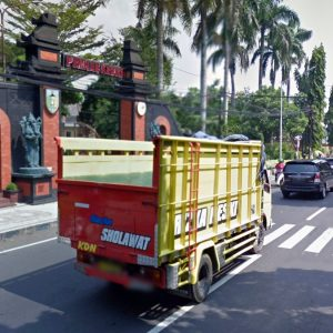 Ekspedisi Jakarta – Ngasem, Kediri