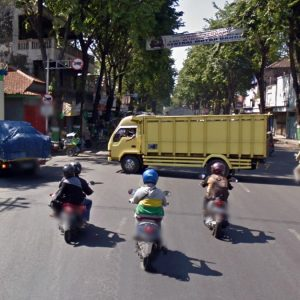 Ekspedisi Jakarta – Bangil, Pasuruan